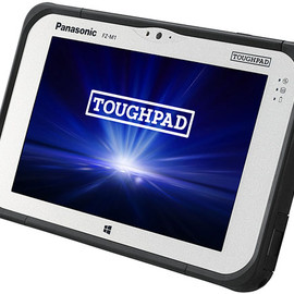 Panasonic - TOUGHPAD FZ-M1