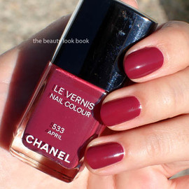 CHANEL - LES VERNIS April