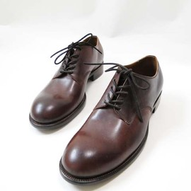 forme - plain toe shoes(fm-28) burgundy