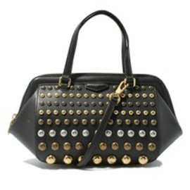 Marc by Marc Jacobs - THUNDERDOME STUDDED(トートバッグ)|チャコール