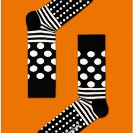 Happy Socks - STRIPES & DOTS SOCK