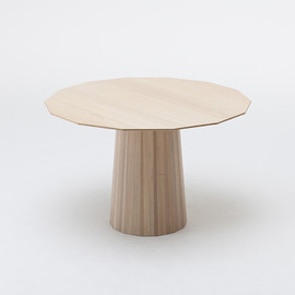 KARIMOKU NEW STANDARD - COLOUR WOOD DINING PLAIN