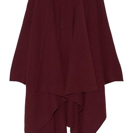 The Row - Cappeto ribbed cashmere wrap