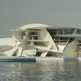 Jean Nouvel - New National Museum Qatar
