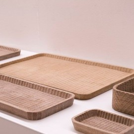 Shinichi Moriguchi - Hand-Made Wooden Trays