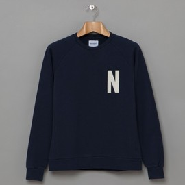 Norse Projects - Ketel Sport Sweat - Navy