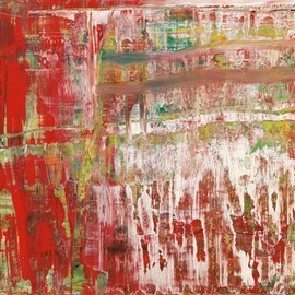 Gerhard Richter - Abstract Painting ( CR:908-3 )