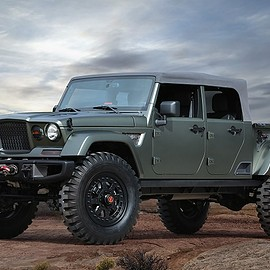 jeep - crew chief 715 concept
