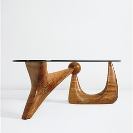 Isamu Noguchi / イサム・ノグチ - the goodyear table for a conger goodyear old westbury new york by isamu noguchi