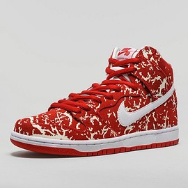 Nike SB - Dunk Hi 'Raw Meat'