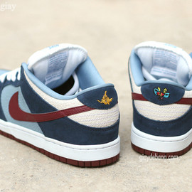 NIKE SB, FTC - Dunk Low Pro SB - Finally