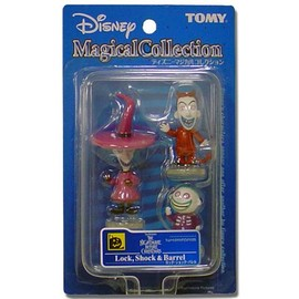 TOMY - Disney Magical Collection #115 The  Nightmare Before Christmas Lock, Shock & Barrel