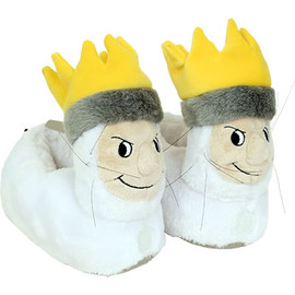 urban outfitters - where the wild things are slippers