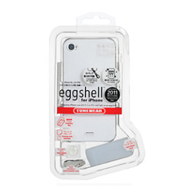 TUNEWARE - eggshell for iPhone 4s