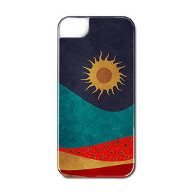 huru nia - Color Under The Sun iPhone5/s ケース
