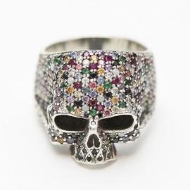 JAM HOME MADE - Skull Ring
