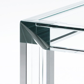 "Tokujin Yoshioka - ""Luminious"" Table, Glass Italia"