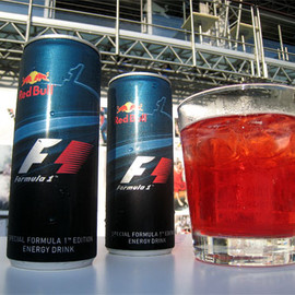 RedBull - Energy Drink FORMULA 1 EDITION