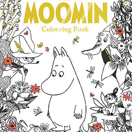 Tove Jansson - The Moomin Colouring Book