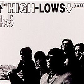 THE HIGH-LOWS - 4×5 four by five