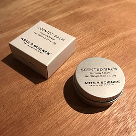 ARTS&SCIENCE - SCENTED BALM 15g