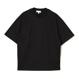 HYKE - SHORT-SLV TEE/BIG FIT
