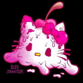 Buff Monster - Melty Kitty
