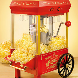 Nostalgia Electrics - Old Fashioned Kettle Popcorn Maker