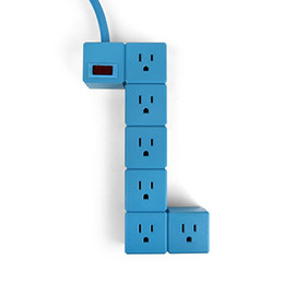 Kikkerland - Blok Power Strip