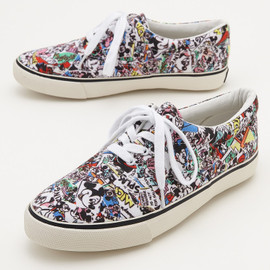 moussy - moussy MICKEY COMIX SNEAKER