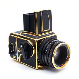 Hasselblad - 30 Year Gold Exclusive 500C/M 500CM Outfit