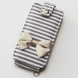 "Dith x 松本莉緒 - Case for iPhone 4 ""Border"""