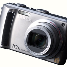 Panasonic - Lumix DMC-TZ5