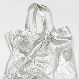 SEASIDE FREERIDE - silver bag