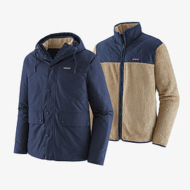 patagonia - M's Isthmus 3-in-1 Jkt