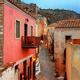 Greece - Monemvasia