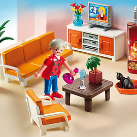 PLAYMOBIL - Comfortable Living Room