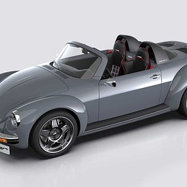 "Volkswagen - Beetle Roadster 2.7 ""Memminger Feine-Cabrios Custom Model"""