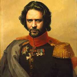 Steve Payne - Russell Crowe - replaceface
