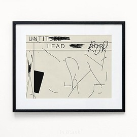 In Blank - 《 Lead Er RoR 》Printable Poster Prints Art.