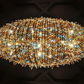 Manooi - ICEBERG  crystal chandelier