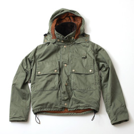 PASCAL DONQUINO - Hooded Jacket