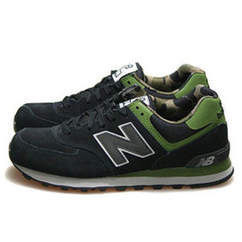 New balance - New balance ML574 XBK Military Green Camo