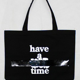 have a good time, TOGA - Canvas print bag