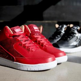 Nike - NIKE AIR PYTHON LUX SP UNIVERSITY RED/UNVRSTY RED-WHITE