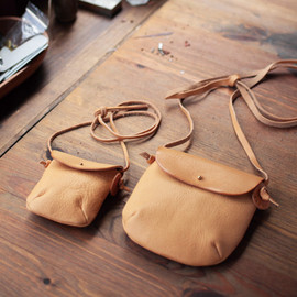 safuji leather works - kinariバッグ