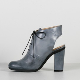 MM6 MAISON MARTIN MARGIELA - BRUSHED OXFORD HEELS
