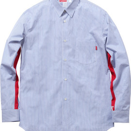 COMME des GARCONS SHIRT / Supreme - Button-Down Shirt