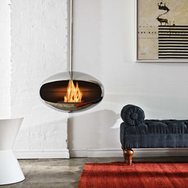 COCOON FIRES - AERIS STAINLESS STEEL