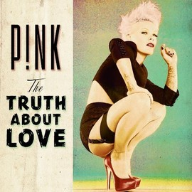 P!NK, ピンク - P!NK(2LP) THE TRUTH ABOUT LOVE